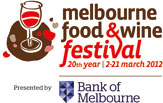 Proud supplier of the Melbourne food & wine festival chef Masterclass