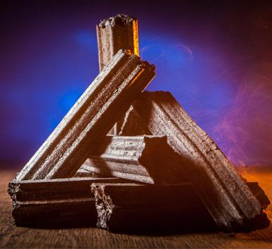 BBQ Cooking Charcoal - Binchotan Briquettes