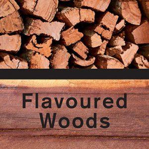 Flavoured Firewood