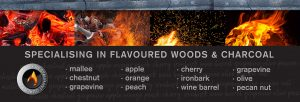Flavoured Firewoods