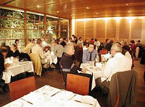Restaurant Firewood - Centennial Hotel
