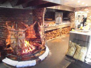 Sydney Restaurant Firewood - Porteno
