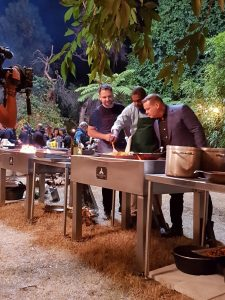Masterchef using Blackheath Firewood Ironbark